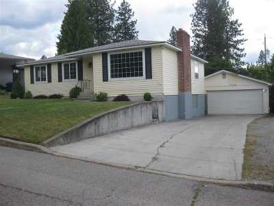 Spokane Single Family Home New: 6713 N Lynwood St