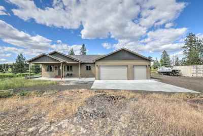 Cheney Single Family Home For Sale: 16722 W Williams Lake Rd