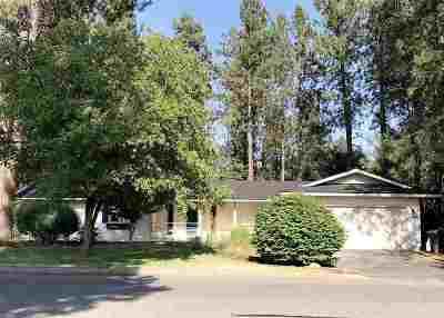 Spokane, Spokane Valley Single Family Home New: 6205 S Helena St