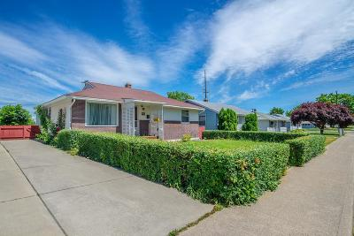 Spokane Single Family Home New: 711 E Decatur Ave