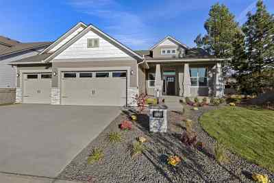 Spokane Valley WA Single Family Home New: $378,379
