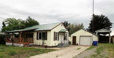Spokane Valley Single Family Home New: 12120 E Portland Ave