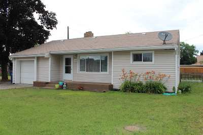 Spokane Valley WA Single Family Home Ctg-Inspection: $150,000