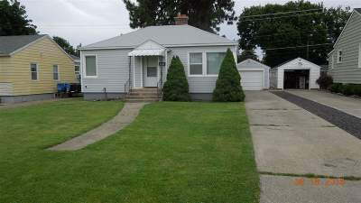 Spokane Single Family Home New: 3620 W Lacrosse Ave