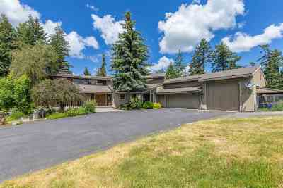 Spokane Single Family Home New: 8425 S Sagewood Rd