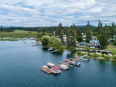 Single Family Home New: 40627 Lake Rd