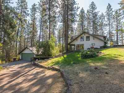 Otis Orchards Single Family Home Ctg-Sale Buyers Hm: 6415 N Campbell Rd