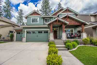 Coeur D Alene Single Family Home Ctg-Inspection: 2427 W Moselle Dr