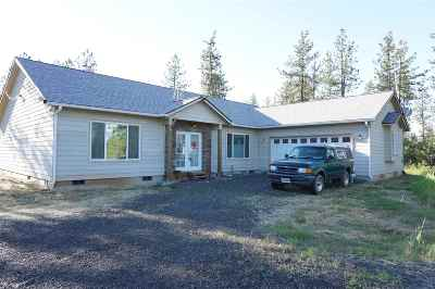 Cheney Single Family Home For Sale: 15305 S Whitehouse Ln