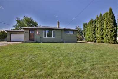 Spokane Valley Single Family Home New: 9520 E Wellesley Ave