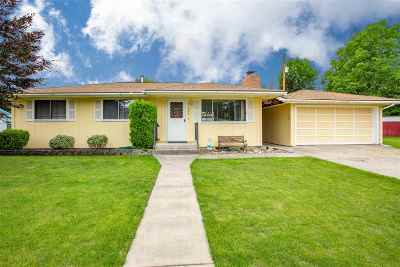 Spokane Valley WA Single Family Home New: $199,900