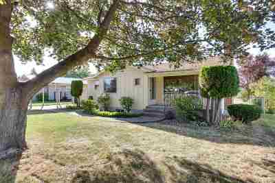 Spokane Valley Single Family Home New: 10508 E Sharp Ave
