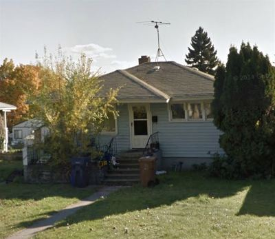 Spokane Single Family Home Ctg-Short Sale: 3608 E Fairview Ave