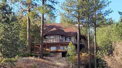Elk Single Family Home For Sale: 9429 E Elk To Hwy Rd