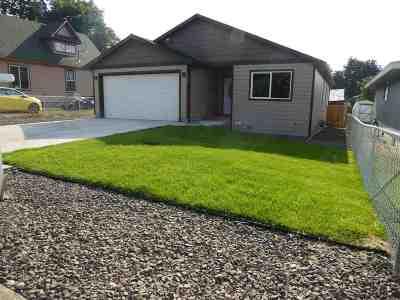 Spokane Single Family Home New: 2929 N Nelson St