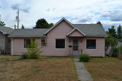 Spokane Single Family Home New: 633 W Alice Ave