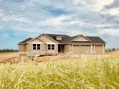 Spokane County Single Family Home New: 13503 E Crisler Rd