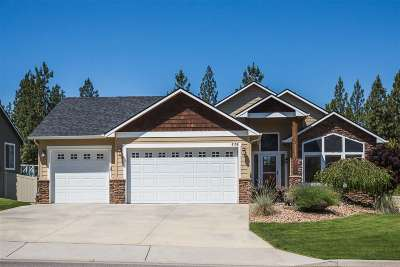 Spokane WA Single Family Home For Sale: $539,900