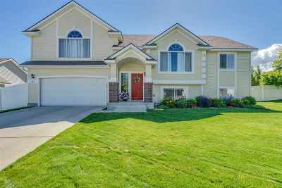Spokane Valley Single Family Home New: 615 S Michigan Rd