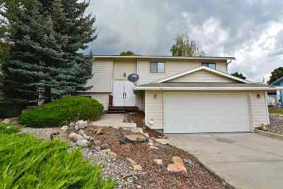 Spokane Valley Single Family Home New: 621 N Virginia Ct