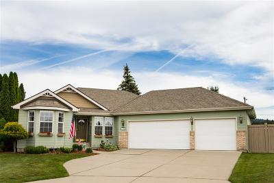Spokane Valley Single Family Home New: 3129 S Sunnybrook Ct