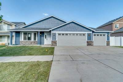 Airway Heights, Medical Lk Single Family Home New: 213 S Molly Mitchell Dr