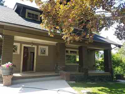 Single Family Home For Sale: 807 W 12th Ave
