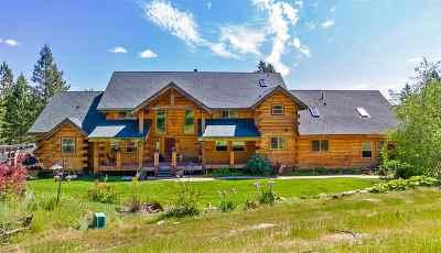 Spokane County, Stevens County Single Family Home New: 4149 Gardenspot Rd