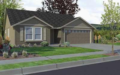 Spokane Single Family Home New: 1413 S Khinda Ct