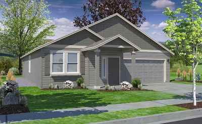 Spokane Single Family Home New: 1412 S Khinda Ct