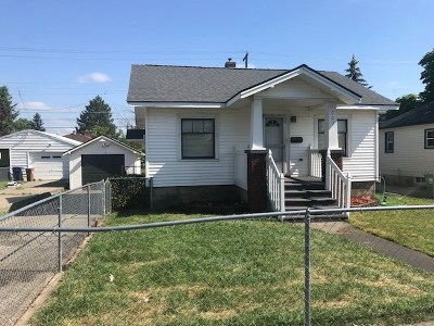 Spokane Single Family Home New: 903 E Empire Ave