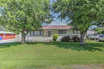 Spokane Valley Single Family Home New: 2404 N Bradley Rd