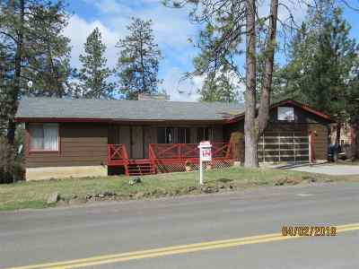 Medical Lk Single Family Home New: 14114 S Clear Lake Road