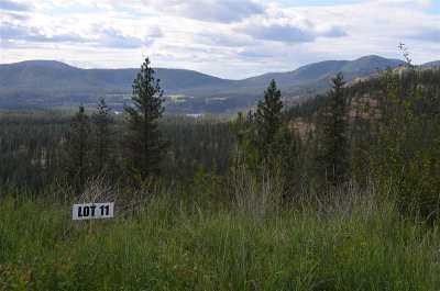 Nine Mile Falls Residential Lots & Land For Sale: Pine Ridge Way #LOT 11