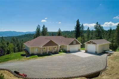 Newman Lk Single Family Home For Sale: 22425 E Morris Rd