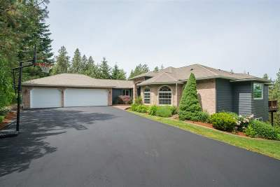 Spokane Single Family Home New: 14913 E Bella Vista Dr