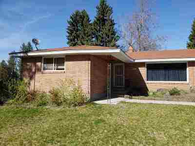 Spokane Single Family Home Ctg-Inspection: 10422 N College Cir