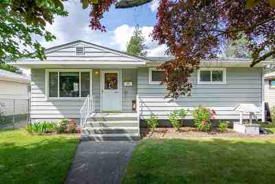 Spokane Single Family Home Ctg-Inspection: 1324 W Decatur Ave