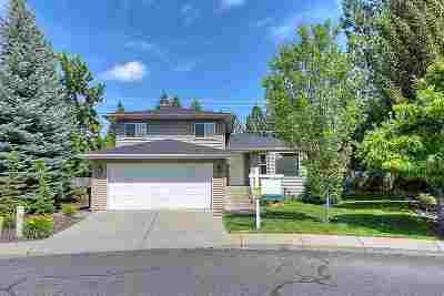 Spokane Single Family Home New: 3528 E Lydia Ct