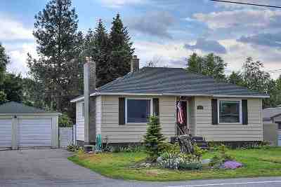 Spokane Valley Single Family Home New: 10616 E Mission Ave