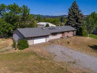 Otis Orchards WA Single Family Home For Sale: $425,000