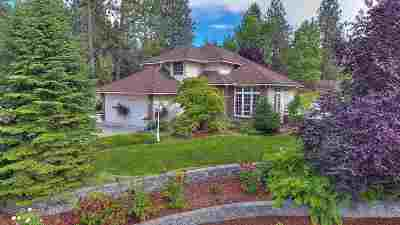 Spokane Single Family Home New: 7708 E Gunning Dr