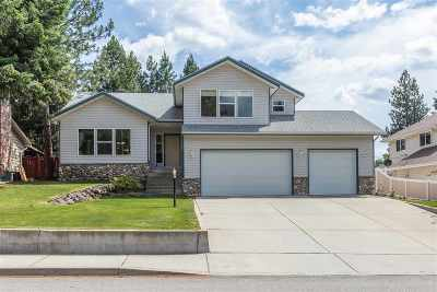 Spokane Single Family Home New: 4040 E 19th Ave