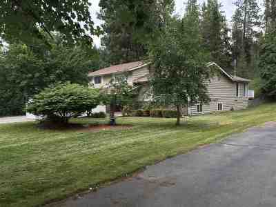 Spokane Valley Single Family Home New: 2719 S Timberlane Dr
