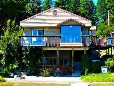 Spokane County, Stevens County Single Family Home Chg Price: 45494 Lake Shore Homes Rd