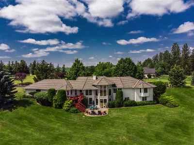 Spokane Single Family Home Chg Price: 7404 S Regal Rd