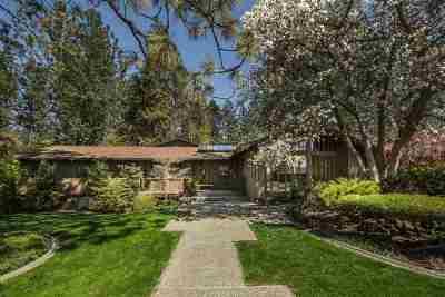 Spokane Single Family Home For Sale: 6105 S Helena St