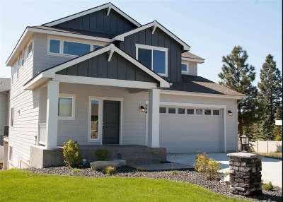 Spokane Single Family Home For Sale: 7138 S Parkridge Blvd