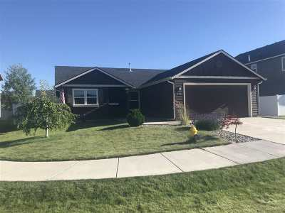 Airway Heights Single Family Home Ctg-Inspection: 12421 W Pacific Ct