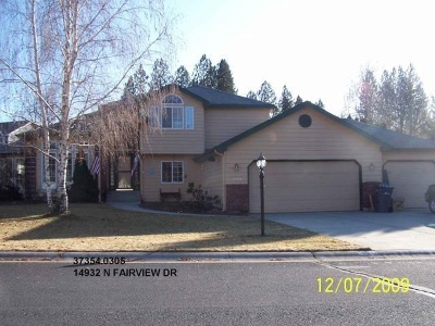 Mead Single Family Home For Sale: 14932 N Fairview Dr
